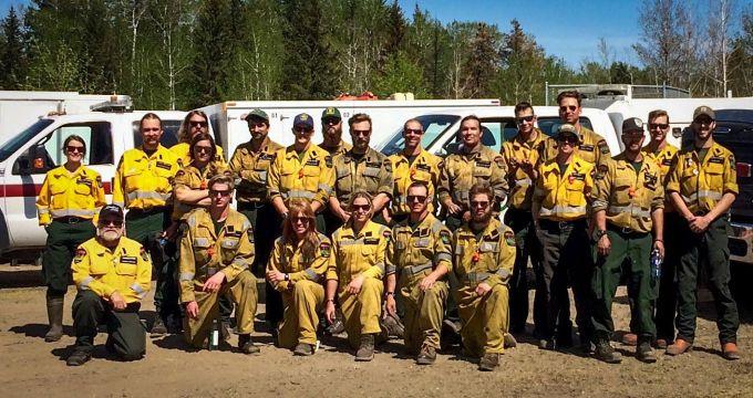 Firefighter in the Field: Welcome backNatalie!