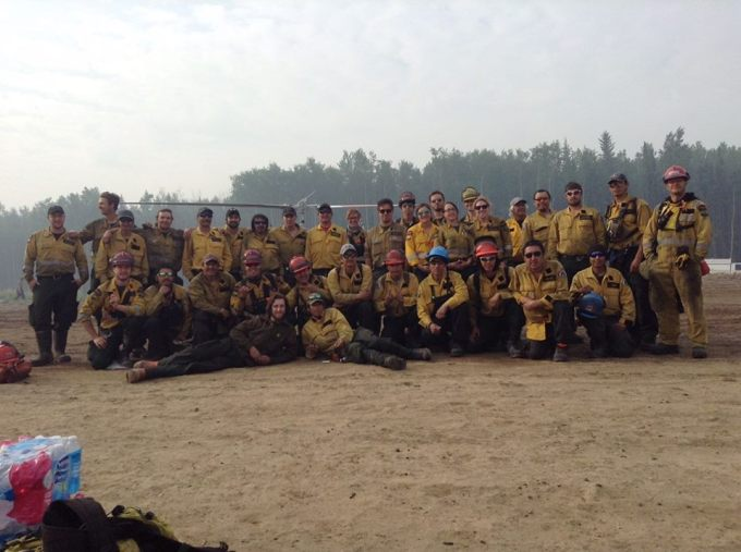 Firefighter in the Field: Making an Impact
