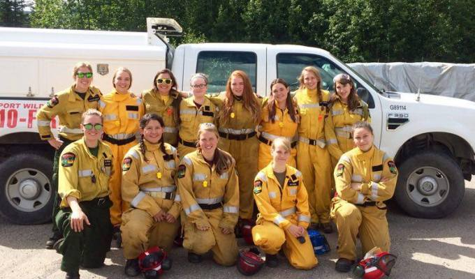 Firefighter in the Field: The Other Side of Wildland Firefighting