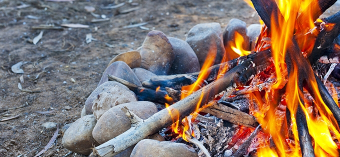 How To Keep Your Campfire from Becoming a Wildfire