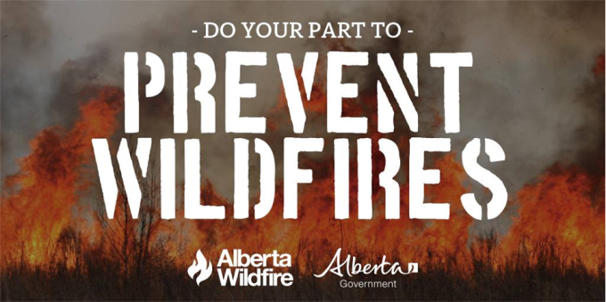 Do your part to prevent wildfires