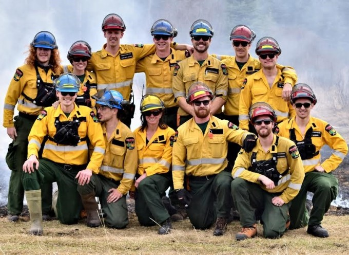 Firefighters in the Field – Assisting in Other Areas