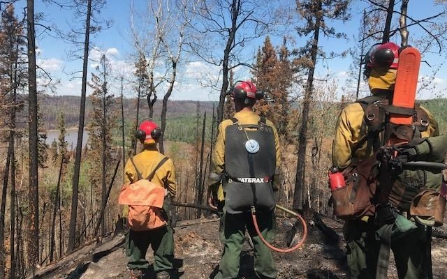 Firefighters in the Field: Shipping Out toOntario