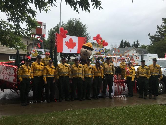 Canada Day Grande Prairie
