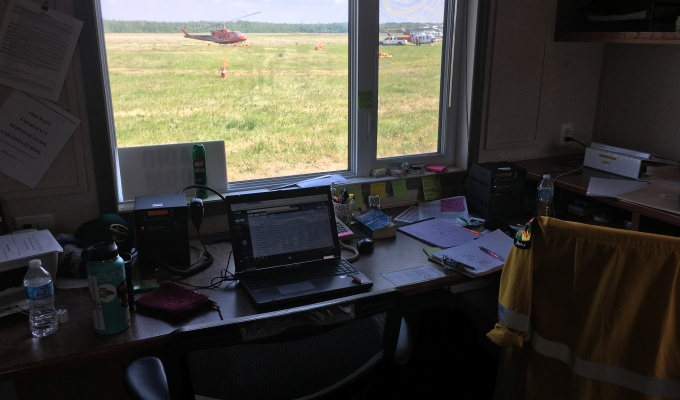 Firefighters in the Field: Updates from the Calgary Dispatchers